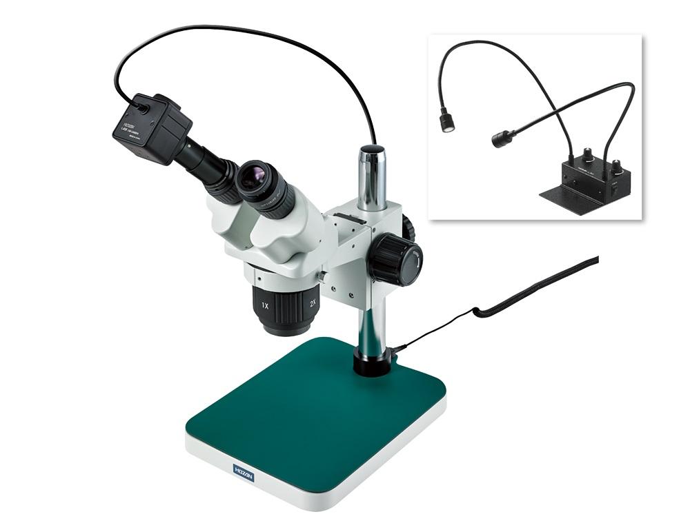 ホーザン 実体顕微鏡 L-KIT613 (L-703付)
