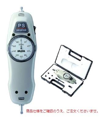 【新品】 PS-50N メカニカルフォースゲージ イマダ 【ポイント10倍】 (標準型):道具屋さん店-DIY・工具