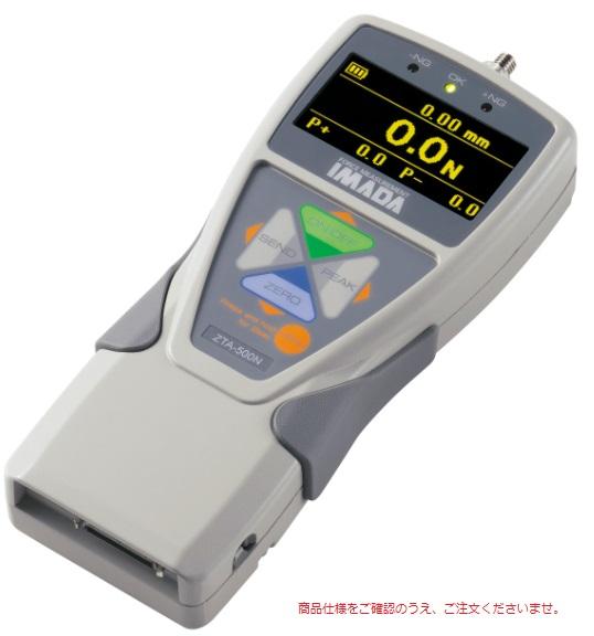 【正規販売店】 デジタルフォースゲージ ZTA-100N 多機能タイプ):道具屋さん店 イマダ (標準型-DIY・工具