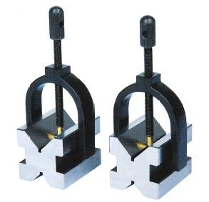 INSIZE クランプ付Vブロック 6896-10 (2個1組)