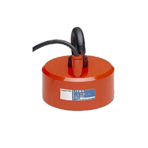 【代引不可】 カネテック (KANETEC) 小形電磁リフマ LMU-20D 【大型】