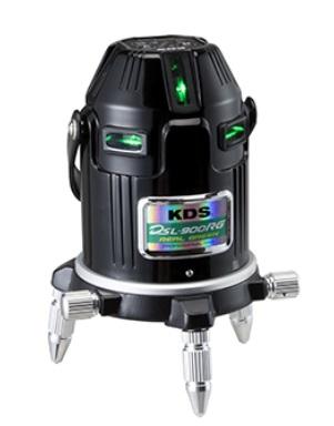 ムラテックKDS 高輝度レーザー墨出器 DSL-900RG (本体のみ)