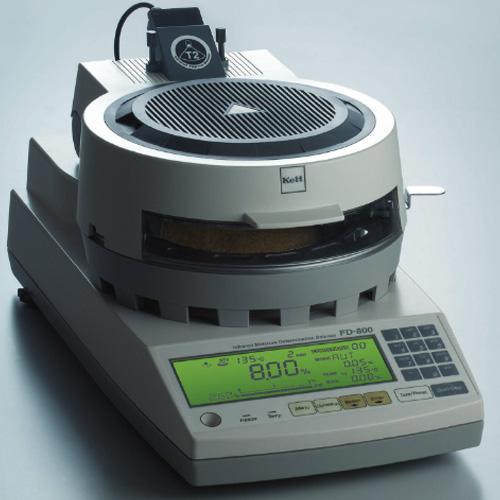 ケット科学研究所 赤外線水分計 FD-800