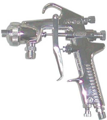 近畿製作所 (KINKI) スプレーガン CREAMY 97S-25 (C-97S-25) (吸上式)