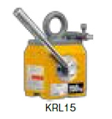 【直送品】 キトー スーパーマグ KRL15 (平鋼専用タイプ・KRL-15)