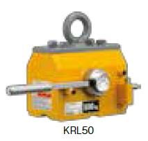 【直送品】 キトー スーパーマグ KRL50 (平鋼専用タイプ・KRL-50)