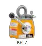 【直送品】 キトー スーパーマグ KRL7 (平鋼専用タイプ・KRL-7)