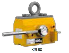 【直送品】 キトー スーパーマグ KRL80 (平鋼専用タイプ・KRL-80)
