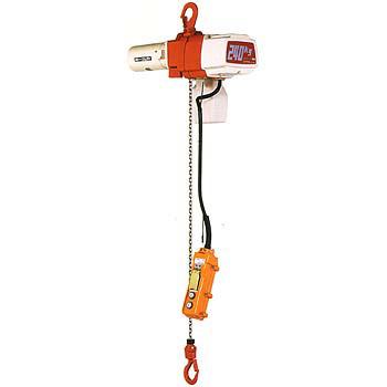 【直送品】 キトー 電気チェーンブロック ED10SD (100kg 楊程3m 2点ボタン)