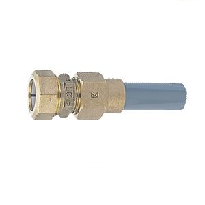 キッツ (KITZ) 塩ビ管用ソケット 1VSP-TS 50A(2B) 水道用 1種管用