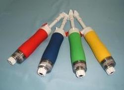 【直送品】 光明理化学 ガス採取器(黄) AP-20Y