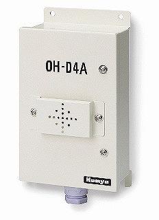 【直送品】 光明理化学 ガス検知部(酸素専用) OH-D4A (非防爆・拡散式) 《酸素検知警報器》