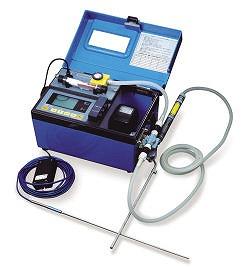 【直送品】 光明理化学 ポータブル測定器 SEM-103 (吸引式) 《燃焼管理テスタ》