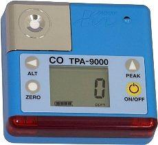 【直送品】 光明理化学 パーソナルアラーム TPA-9000 (個人装着形/拡散式) 《毒性ガス測定器》