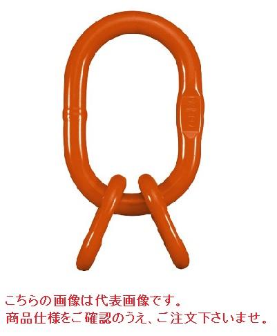 コンドーテック ペワッグ 大型4本吊り用親子リング VMW10 (035ZPVMW10) (アイタイプ)