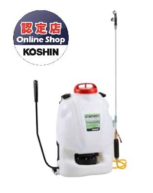 【直送品】 工進 背負い式手動噴霧器 RW-10DX 【法人向け、個人宅配送不可】