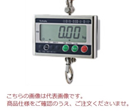 【直送品】 クボタ フックスケール ミニ(直示式) KL-HS-60-mini-K (検定付)
