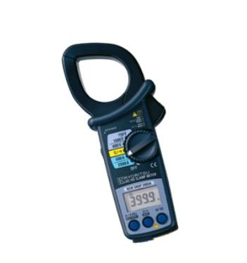 共立電気計器 交流電流・直流電流測定用クランプメータ KEW2003A (携帯用ケース付)