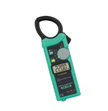 共立電気計器 交流電流測定用クランプメータ KEW2200R (携帯用ケース付)