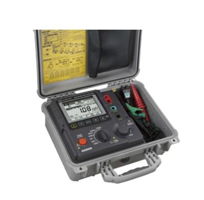 共立電気計器 高圧絶縁抵抗計 KEW3128