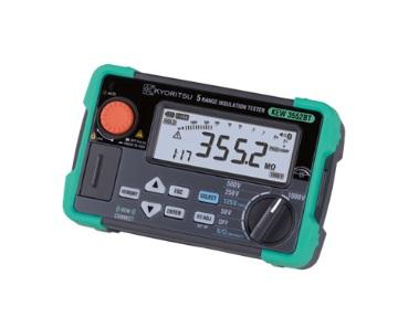 共立電気計器 絶縁抵抗計 KEW3552BT (携帯用ケース付)
