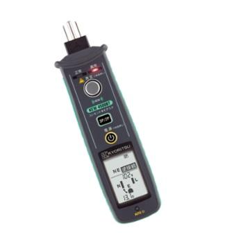 共立電気計器 コンセントN-Eテスタ KEW4500BT (携帯用ケース付)