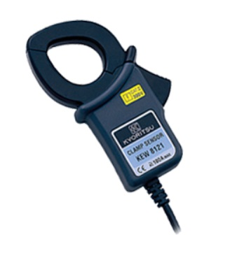 共立電気計器 負荷電流検出型クランプセンサ KEW8121 (携帯用ケース付)