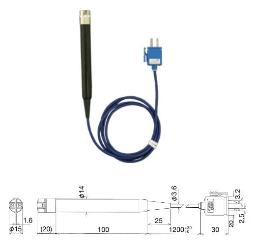 共立電気計器 温度センサ MODEL8402