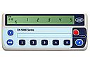 ライン精機 (LINE) 電子数取器 DK-5005C 〈自動記録機能付5連式カウンター〉