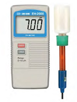 ライン精機 (LINE) デジタルPH計 EH-2000