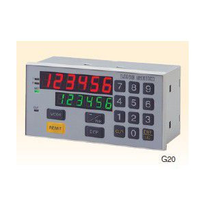 ライン精機 (LINE) 通信機能付電子カウンタ G20-3000