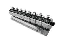ライン精機 (LINE) 機械式数取器 H-102M-8