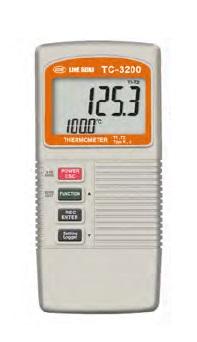 ライン精機 (LINE) デジタル温度計 TC-3200