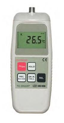 ライン精機 (LINE) デジタル温度計 TC-330AWP
