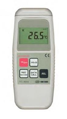 ライン精機 (LINE) デジタル温度計 TC-350A