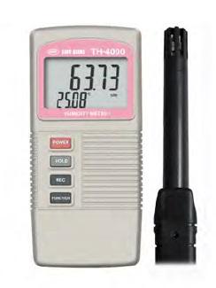 ライン精機 (LINE) デジタル温湿度計 TH-4000