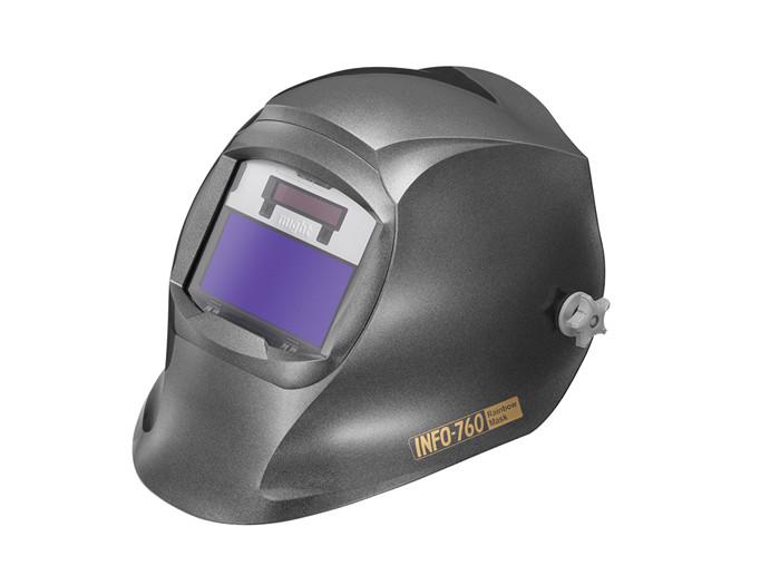自然な視界を確保 【直送品】 マイト工業 レインボーマスク INFO-760-C (キャップタイプ)【法人向け、個人宅配送不可】