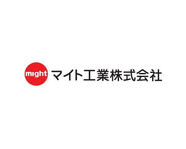 【直送品】 マイト工業 防災面型レインボーミニ MR-460-H (ヘルメット装着タイプ)【法人向け、個人宅配送不可】