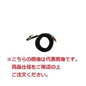 【直送品】 マイト工業 ホルダー・ジョイントオス付キャプタイヤ 20m CTJH-2220 (22mm2X20m)【法人向け、個人宅配送不可】