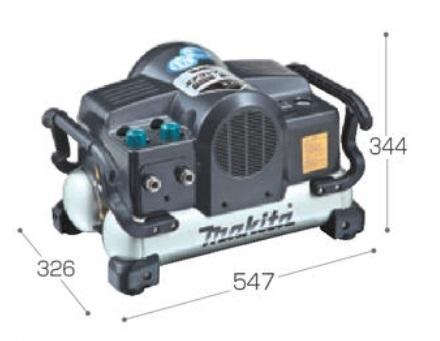マキタ (makita) エアコンプレッサ(60Hz) AC220N (一般圧専用)