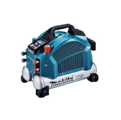 マキタ (makita) エアコンプレッサ(50/60Hz共用) AC462XS (青色) (高圧・一般圧対応)