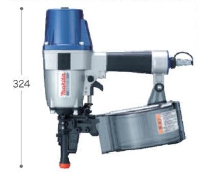 マキタ (makita) 65mm金属屋根用エア釘打 AN601R
