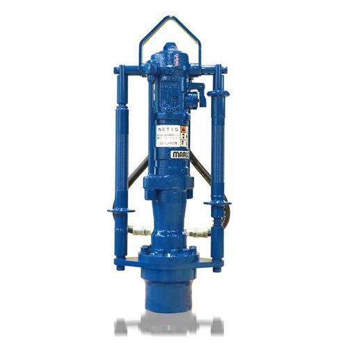 【直送品】 丸善工業 油圧杭打機 KH-240V-120 【大型】