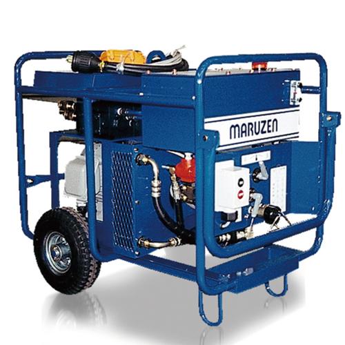 【直送品】 丸善工業 電動油圧ユニット UH051EB 【大型】