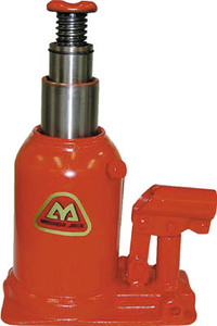 【直送品】 マサダ製作所 (MASADA) 油圧ジャッキ HFD-10-2 (二段式油圧ジャッキ)