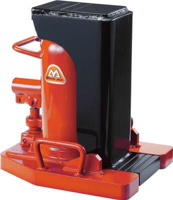 【代引不可】 マサダ製作所 (MASADA) 爪付ジャッキ MHC-1.2T 【メーカー直送品】