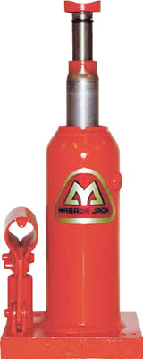 【直送品】 マサダ製作所 (MASADA) 油圧ジャッキ NPD-1.5-5 (二段式油圧ジャッキ・NPD-1.55)