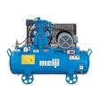 【直送品】 明治機械製作所 (meiji) コンプレッサ GN-08DT 自動アンローダー式