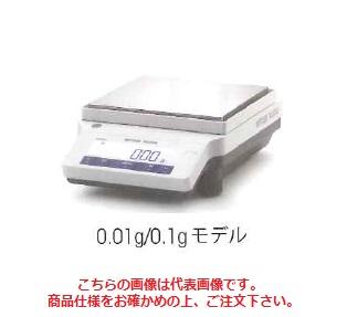 メトラー・トレド ME 天びん (外部分銅調整モデル) ME4002E