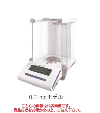 メトラー・トレド MS 天びん MS105
